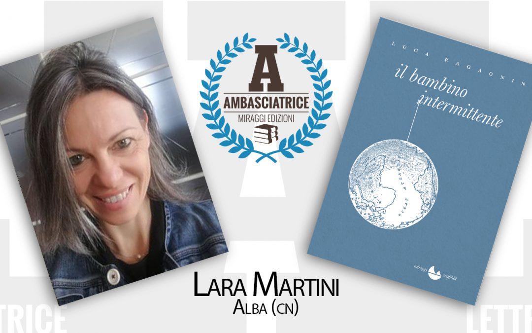 Ragagnin fa un'operazione sconvolgente! Il nuovo romanzo IL BAMBINO INTERMITTENTE letto da Lara Martini – Lettrice Ambasciatrice Miraggi
