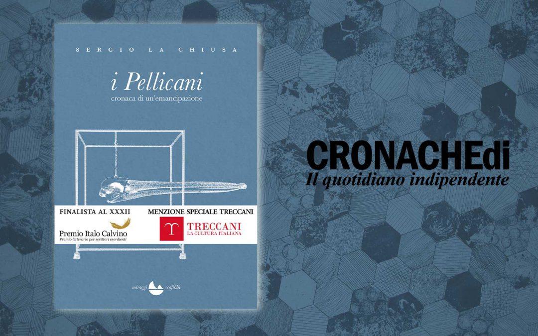 I Pellicani – recensione di Maria Laura Labriola su Cronache di Caserta