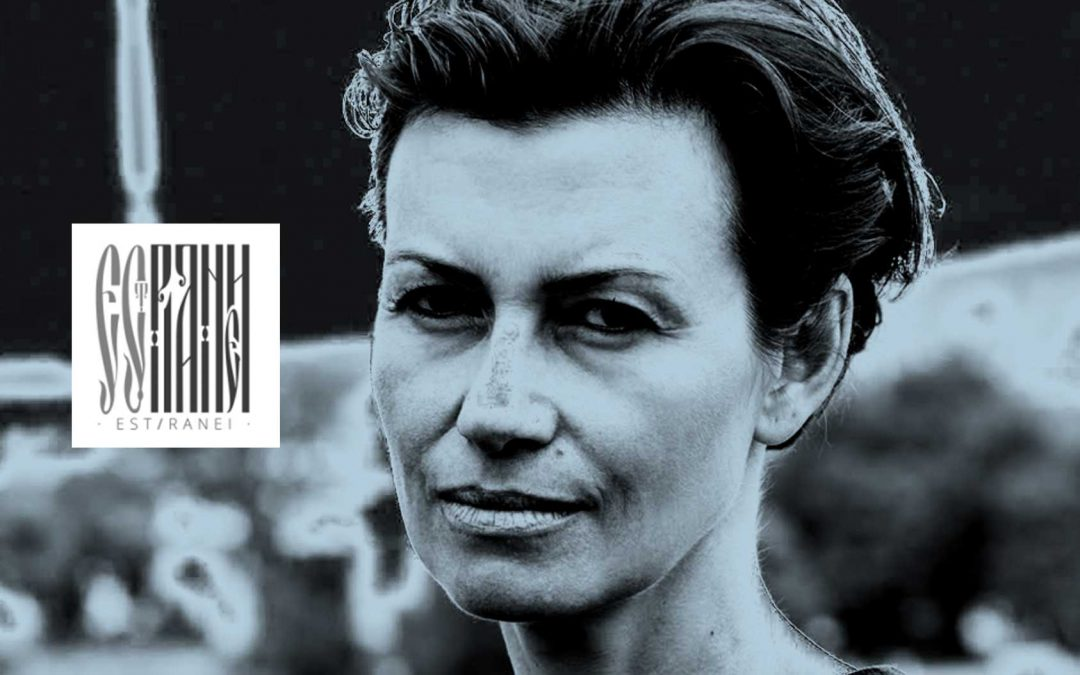 Bianca Bellová intervistata da Martina Mecco su EST/RANEI