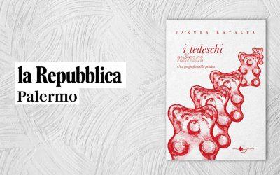I tedeschi – recensione di Angelo Di Liberto su La Repubblica di Palermo