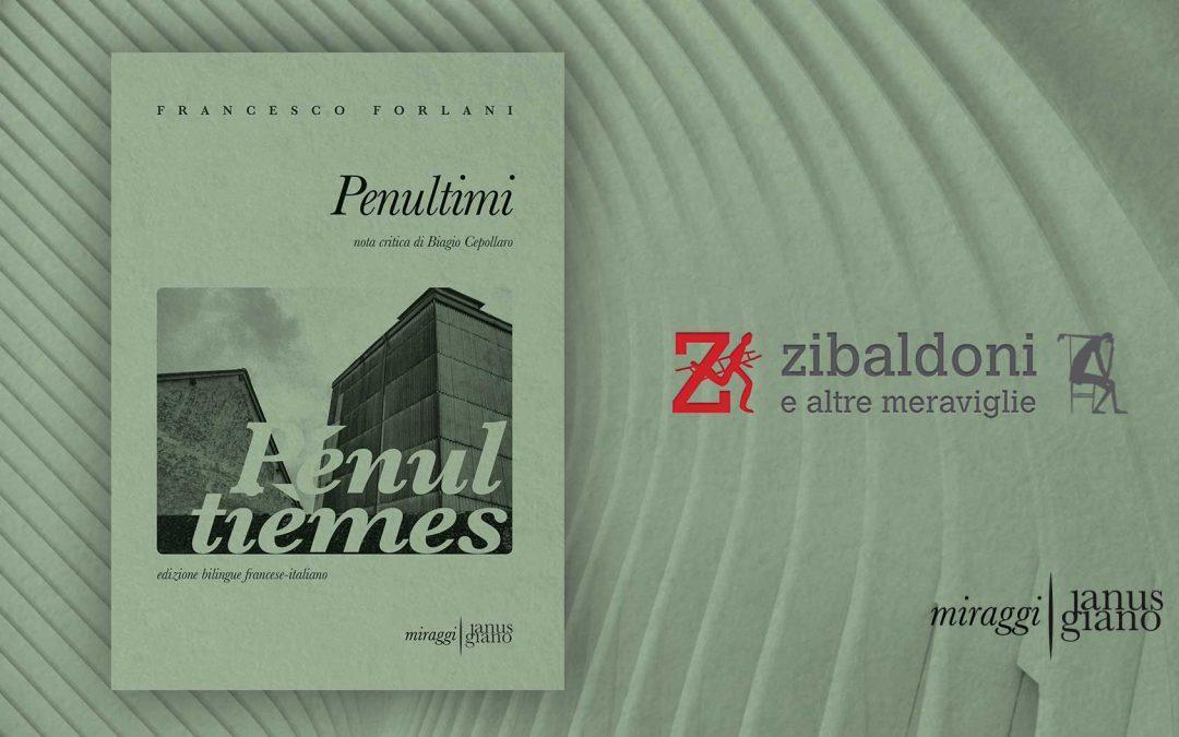 Penultimi – recensione di Livio Borriello su Zibaldoni e altre meraviglie