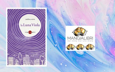 La luna viola – recensione di Massimiliano Bartolini su Mangialibri