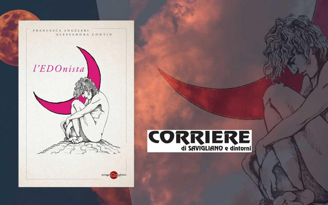 l'EDOnista – recensione di Doriano Mandrile sul Corriere di Savigliano