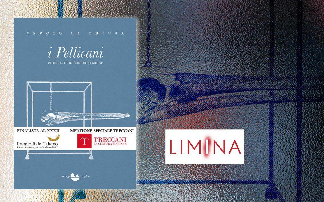I Pellicani – recensione di Leonardo Malaguti su LiminaRivista
